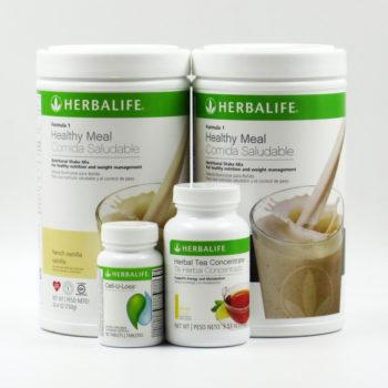 chudnutie s herbalife